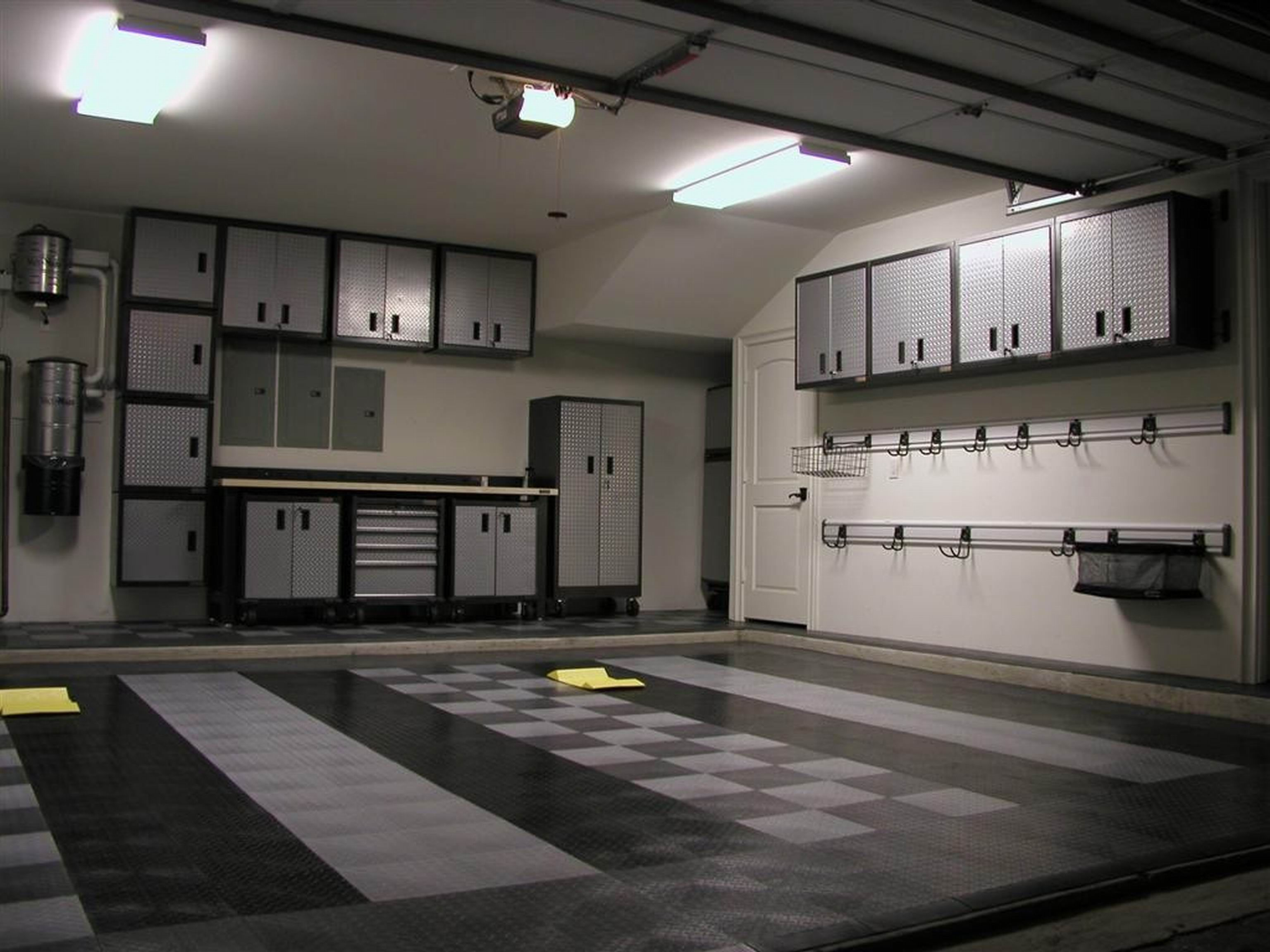Garage Interiors Jersey - Garage fit outs & Interior ... on Garage Color Ideas  id=89458