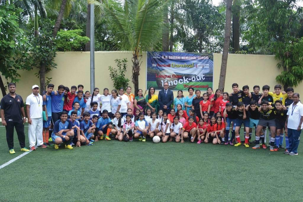 Football Carnival 2018