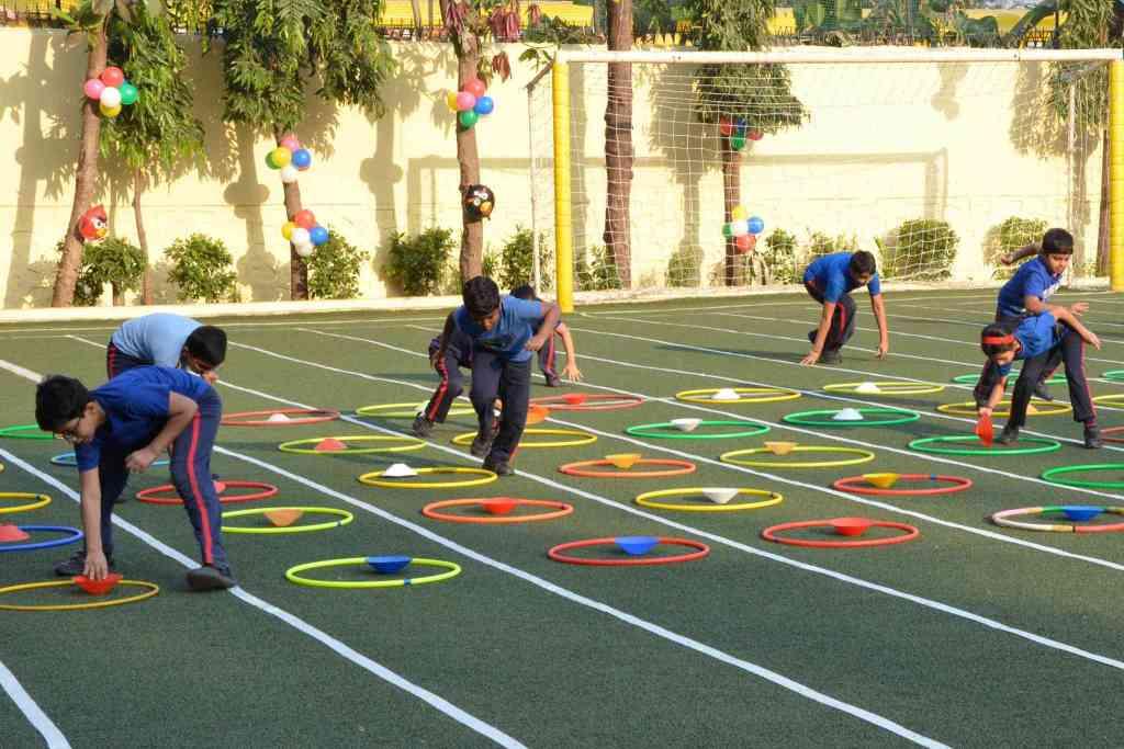 Junior Sports Day, 2020