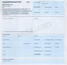 duński dowód rejestracyjny Biuro Tłumaczeń WORDS CONNECT Wejherowo, Rumia, Reda