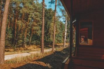 zabytkowa stacja kolejki wąskotorowej w Rudach, Rudy, wąskotorówka, gdzie na weekend, plany na weekend