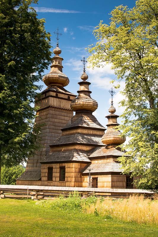 Cerkiew św. Paraskewy w Kwiatoniu - obiekt na liście UNESCO
