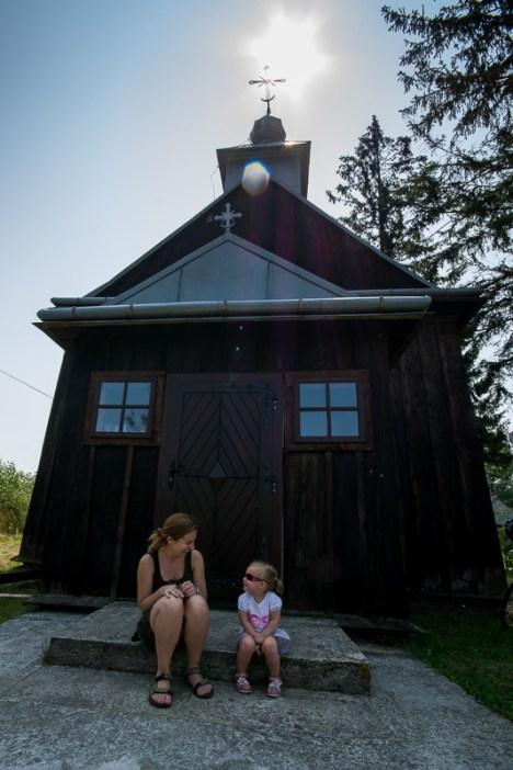 Kaplica w Nowicy