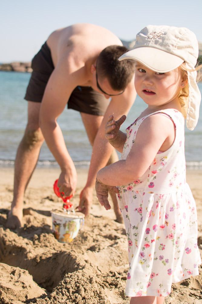 Kopanie w piachu nigdy się nie nudzi! (Francja)