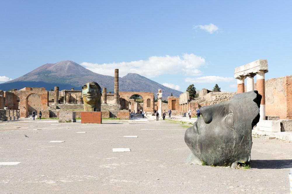 Pompeje - Gdzie są Kasperki