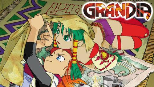 【悲報】セガサターン、名作ゲームが『グランディア』しかない
