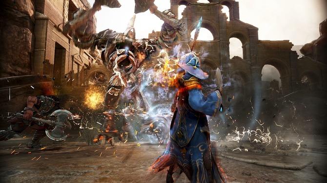 オンラインRPG『黒い砂漠』のPS4版が7月3日サービス決定、4Kにも対応