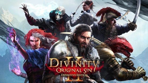 Switch版『ディヴィニティ:オリジナル・シン 2』が10月31日に発売決定!Steamとクロスセーブ対応!