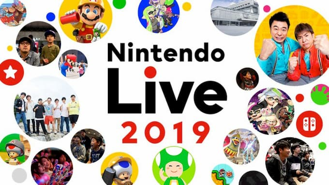 「Nintendo Live 2019」 台風の影響で中止を検討