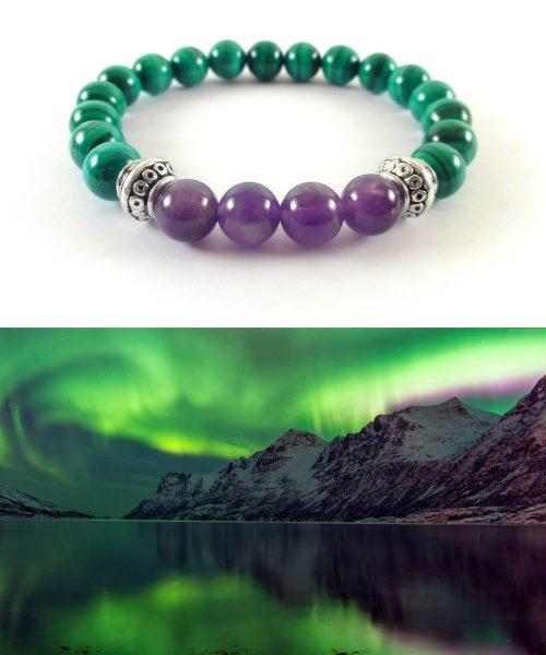 Bracciale Aurora Boreale