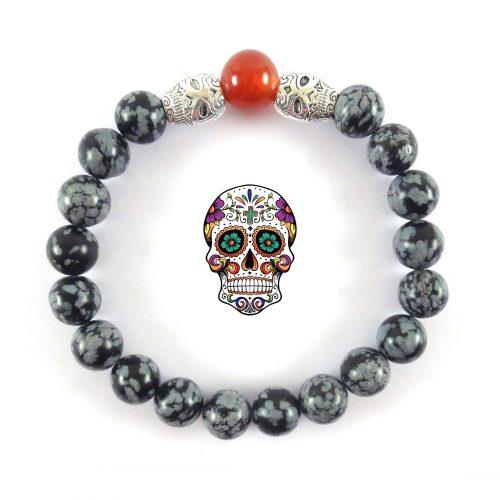 Bracciale Santa Muerte Messico