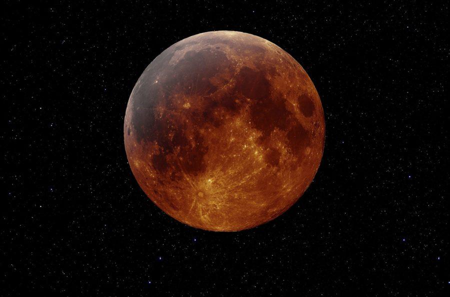 Eclissi lunare 2018