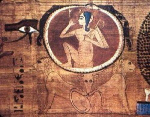 Ouroboros Egitto