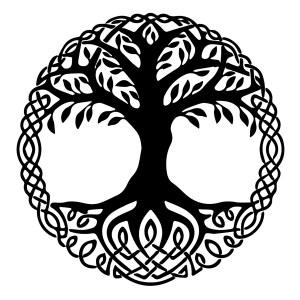 Storia dei Simboli - Yggdrasil