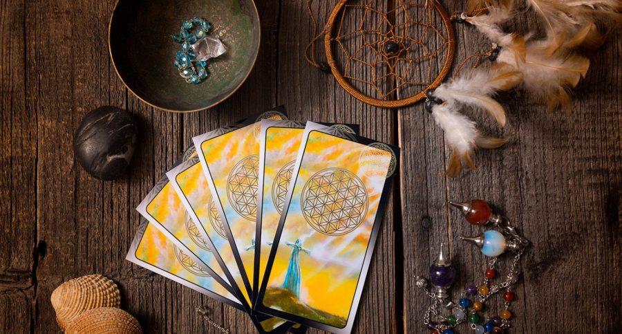 Strumenti divinazione tarocchi