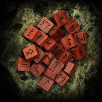 Rune legno