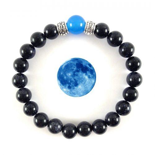 Bracciale Blue Sandstone