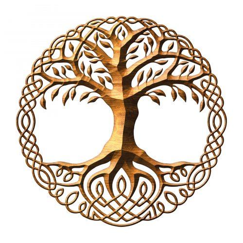 Yggdrasil legno