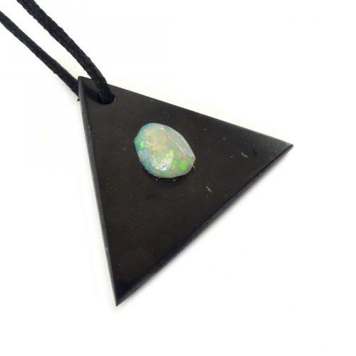 Ciondolo Opale nobile etiope