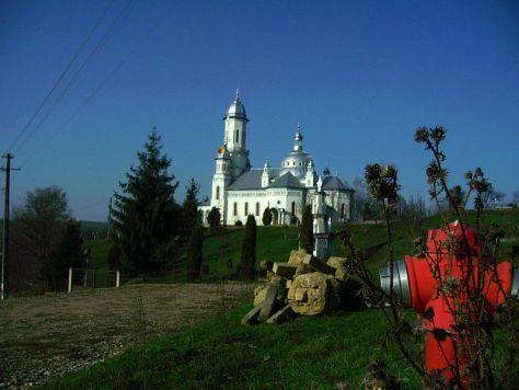Catina-Biserica ortodoxa