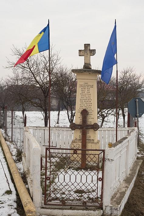 Geaca-Sucutard-Monument