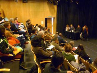 Apertura III Jornadas. Jorge Gelman
