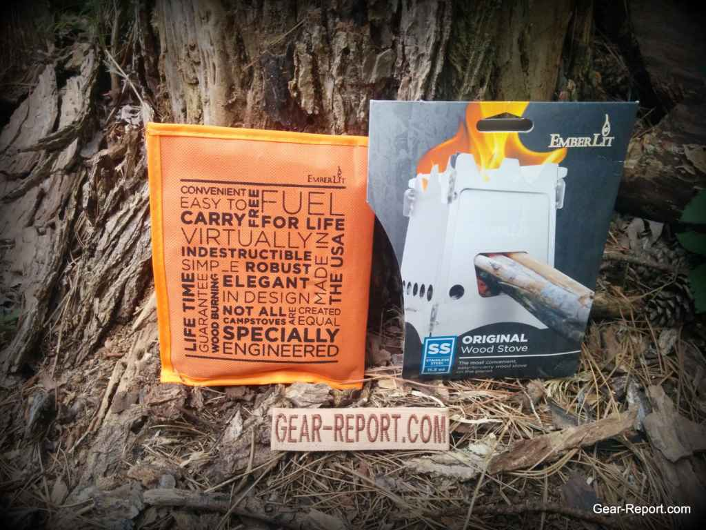 Emberlit Stove Review Wood Burning Camp Stove Gear Report