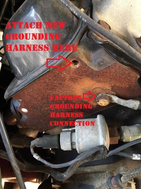 point to point wiring schematics hmmwv diy enthusiasts wiring hmmwv diagram hmmwv upgrades how to make a diy hmmwv grounding harness gear report rh gear report com m1097 hmmwv schematic on a hmmwv engine schematic