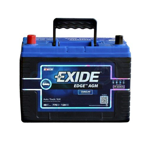 Exide Agm on Military Humvee Batteries