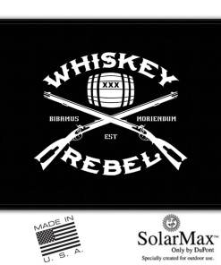 Whiskey Rebel Flag