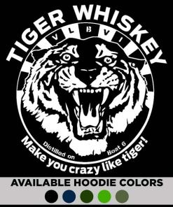 tiger whiskey