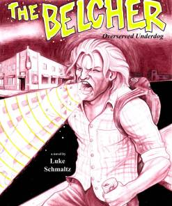 The Belcher front cover