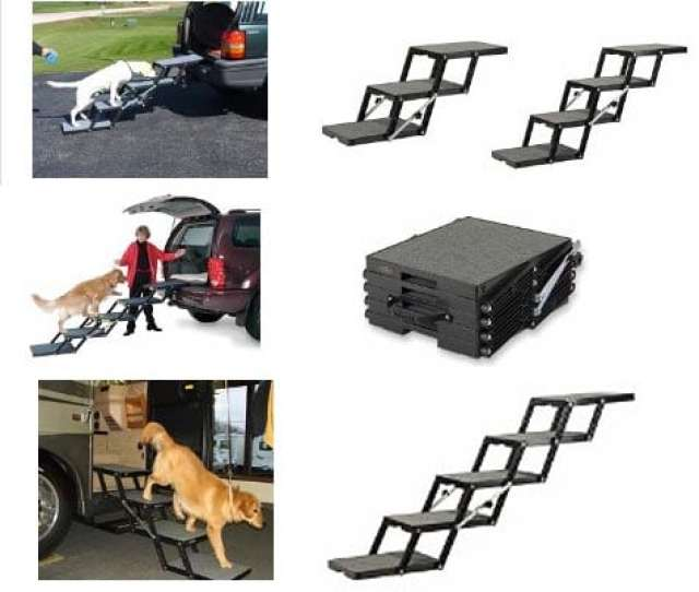 Pet Loader Steps