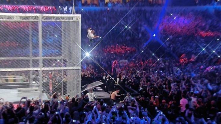 Shane McMahon Wrestlemania 32 XXXII
