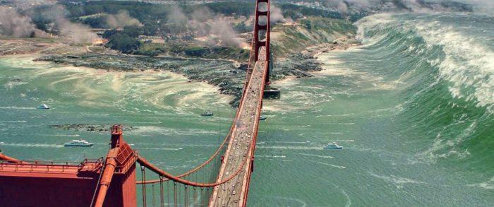 San Andreas Tsunami
