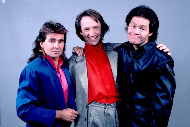 The Monkees 1986