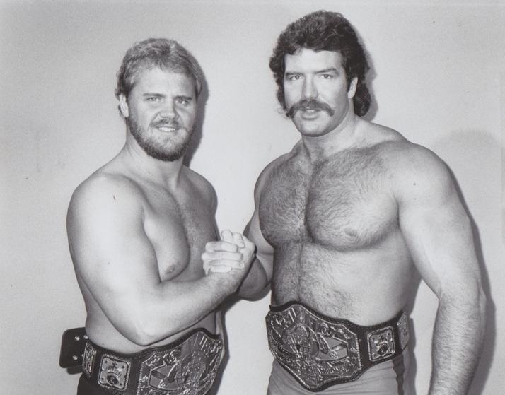 Scott Hall - the manliest man of all time.