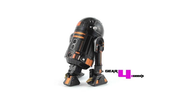 "Star Wars Black Series 6"" R2-Q5"