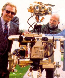 Short Circuit Johnny 5 Puppet