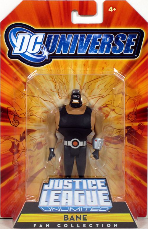 Justice League Unlimited Bane