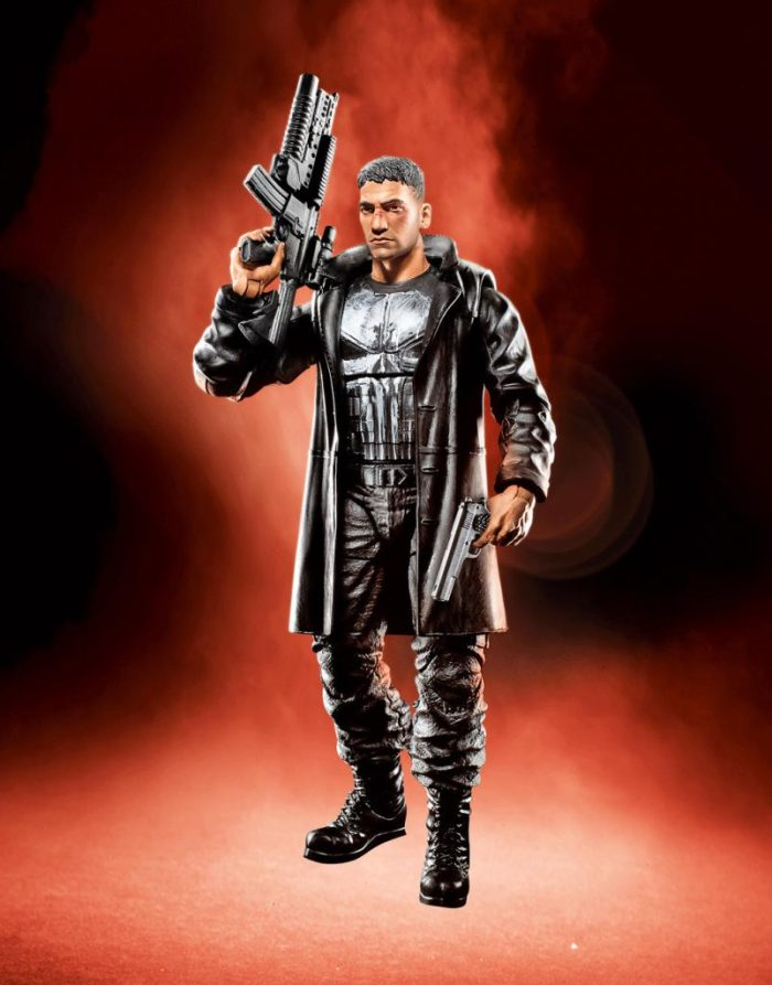 Marvel Legends Netflix Punisher