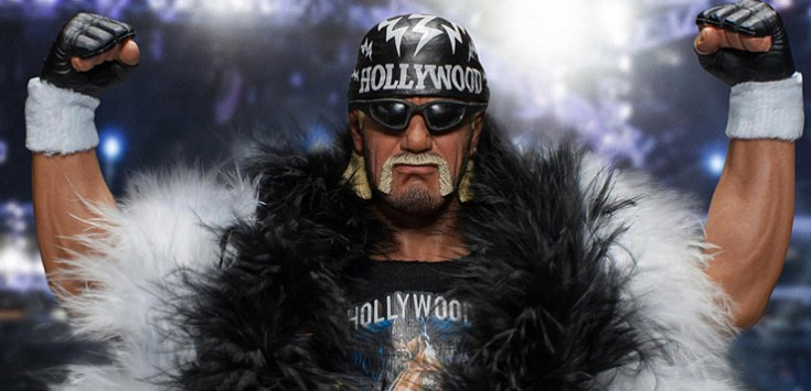 Storm Collectibles NWO Hollywood Hogan
