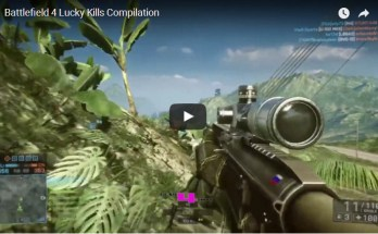 Battlefield 4 Lucky Kills
