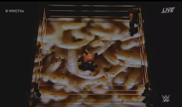 Bray Wyatt Maggots Wrestlemania 33 XXXIII