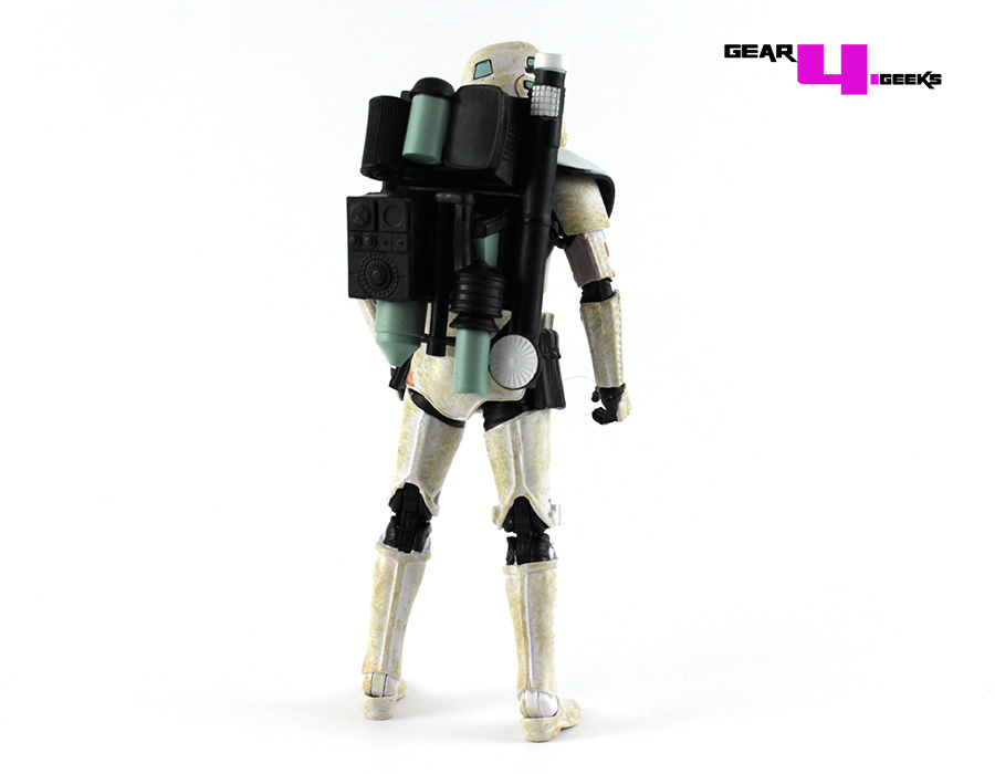 Star Wars Black Sandtrooper Sergeant