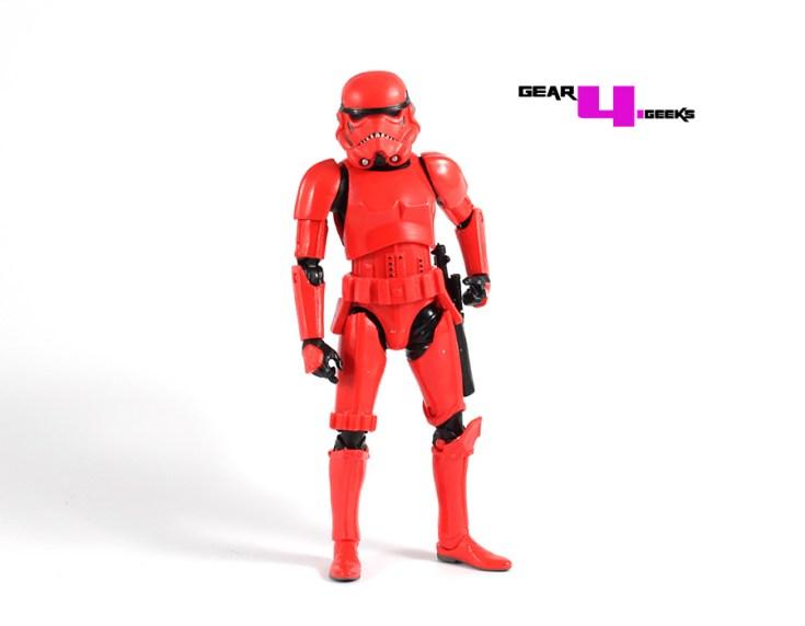 Star Wars Black Series Crimson Stormtrooper