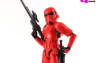Star Wars Black Series Crimson Stormtrooper