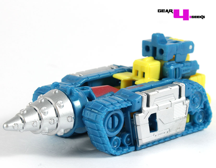 Transformers Titans Return Nightbeat Titan Master Review