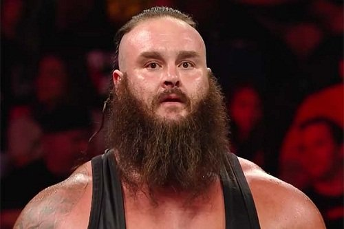 Braun Strowman injured