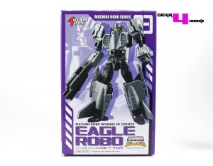 Machine Robo Eagle Robo